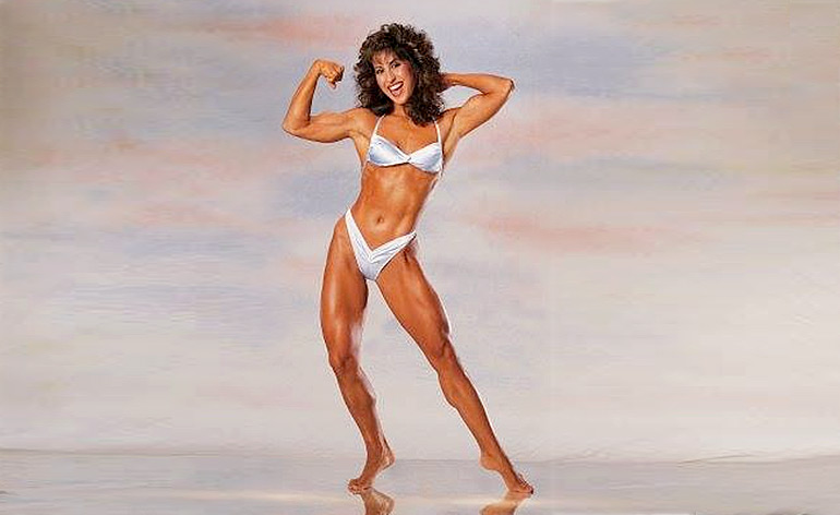 Bodybuilding Legends Rachel McLish Keep Fit Kingdom 770x472