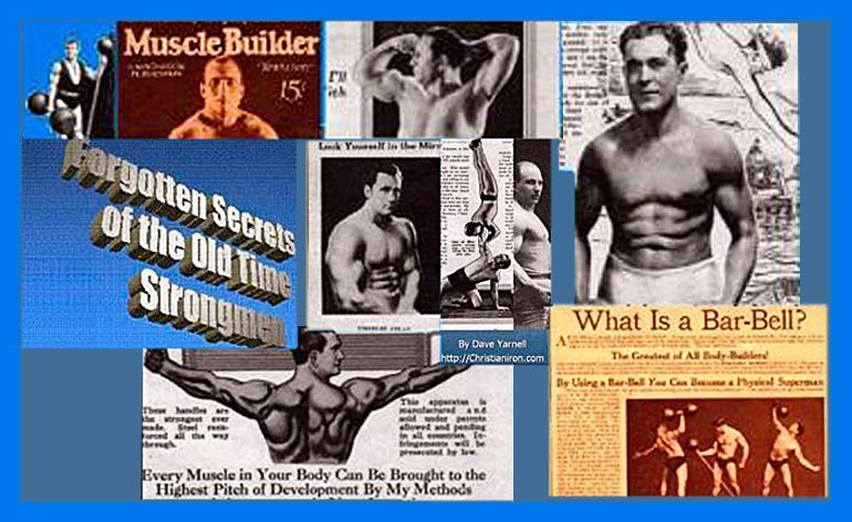 Forgotten Secrets of the Old Time Strongmen Keep Fit Kingdom 770x472