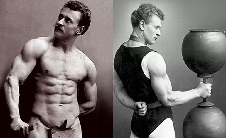 Bodybuilding Legends - Eugen Sandow - Keep Fit Kingdom