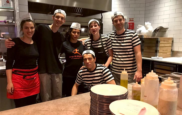 Pizza Express Team!