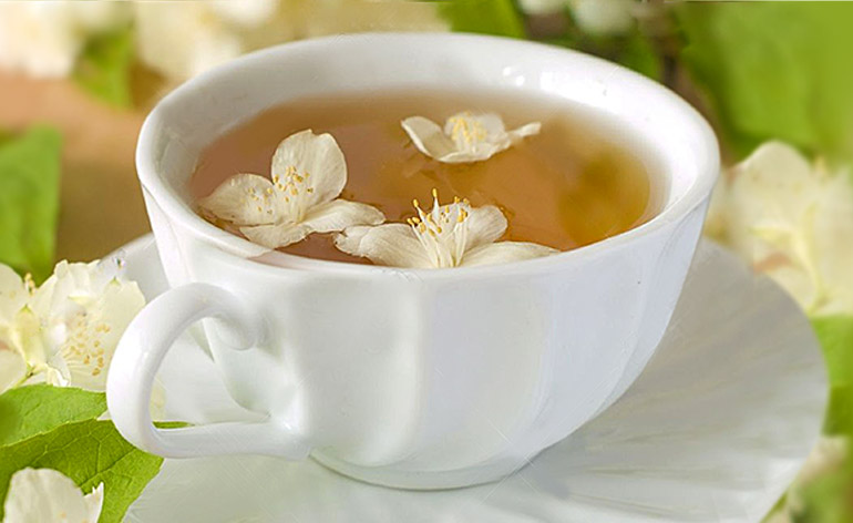Top 5 Health Benefits of Jasmine Tea! -Keep Fit Kingdom