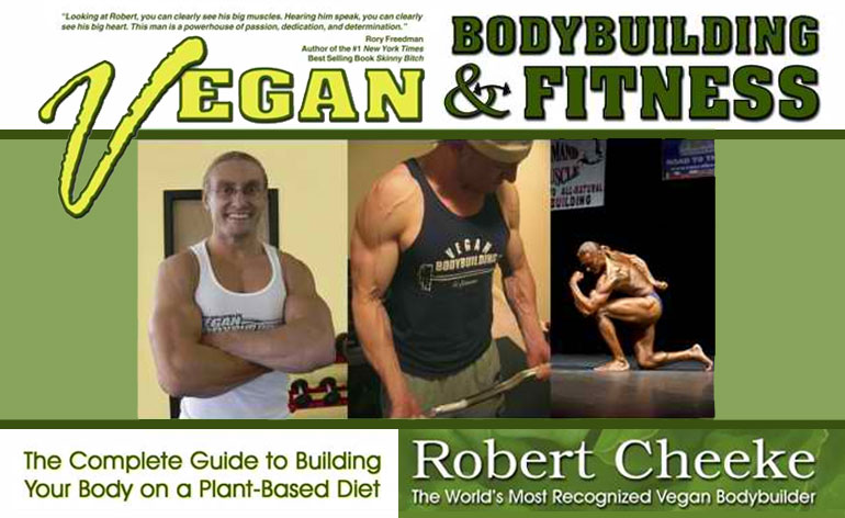 Vegan Bodybuilding and Fitness -Keep Fit Kingdom