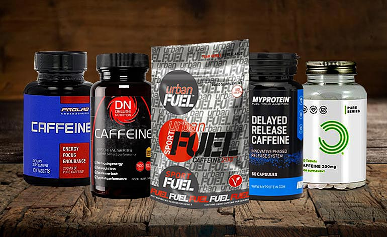 5 Top Caffeine Products! - Keep Fit Kingdom