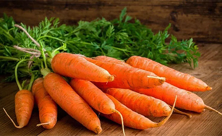 Top 5 Health Benefits of Carrots! -Keep Fit Kingdom