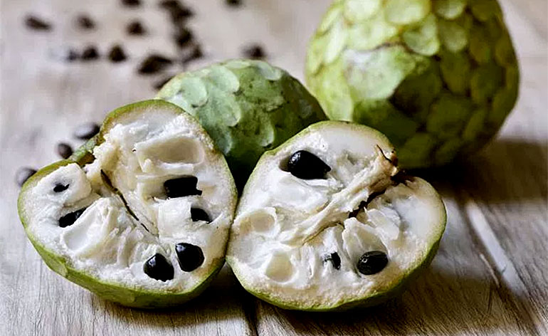 Top 5 Health Benefits of Custard Apple! - Keep Fit Kingdom