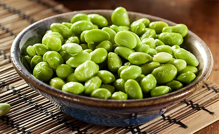 Top 5 Health Benefits of Edamame Beans! -Keep Fit Kingdom