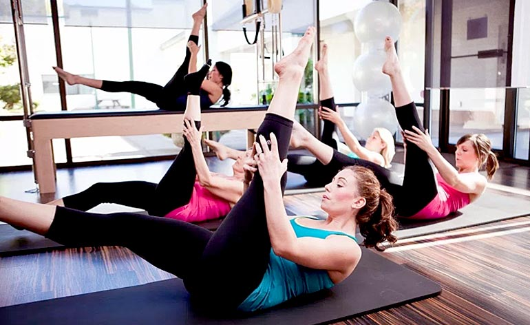 Top 5 Benefits of Pilates! -Keep Fit Kingdom