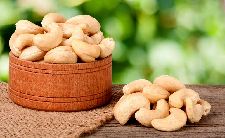 Top 5 Health Benefits of Cashew Nuts! - Keep Fit Kingdom