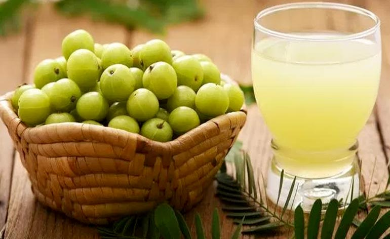 Top 5 Health Benefits of Indian Gooseberries Keep Fit Kingdom 770x472