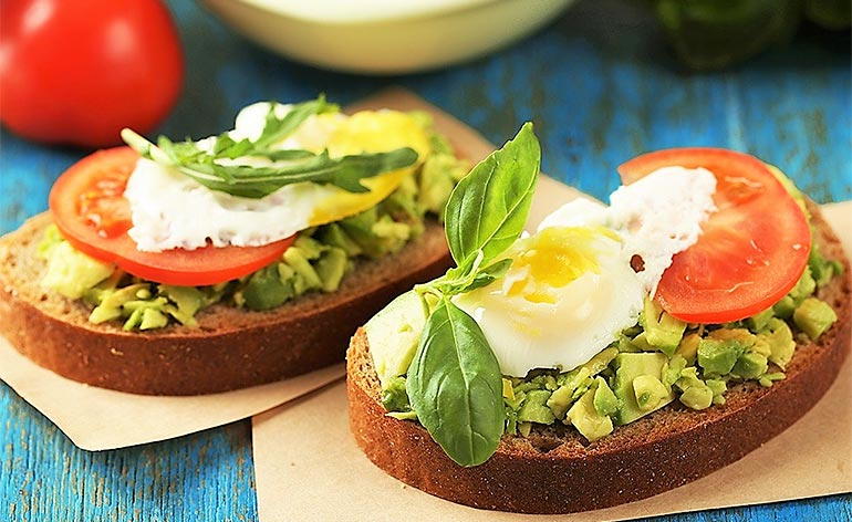 Top 5 Health Benefits of Eating a High Protein Breakfast Keep Fit Kingdom 770x472