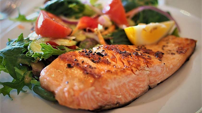 Top 5 Health Benefits of Salmon! - Keep Fit Kingdom