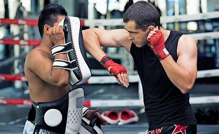 Top 5 Kickboxing Exercises! -Keep Fit Kingdom