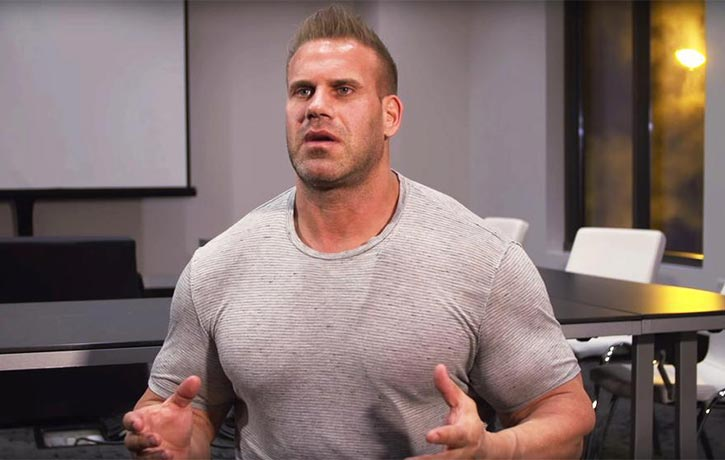 4 x Mr Olympia, Jay Cutler shares his views