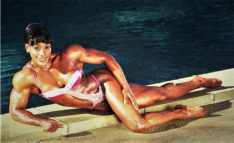 Bodybuilding Legends - Lenda Murray - Keep Fit Kingdom