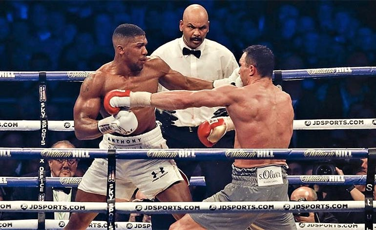 Top 5 Anthony Joshua Knockouts Keep Fit Kingdom 770x472