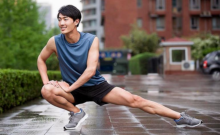 Top 5 Hamstring Stretches! -Keep Fit Kingdom