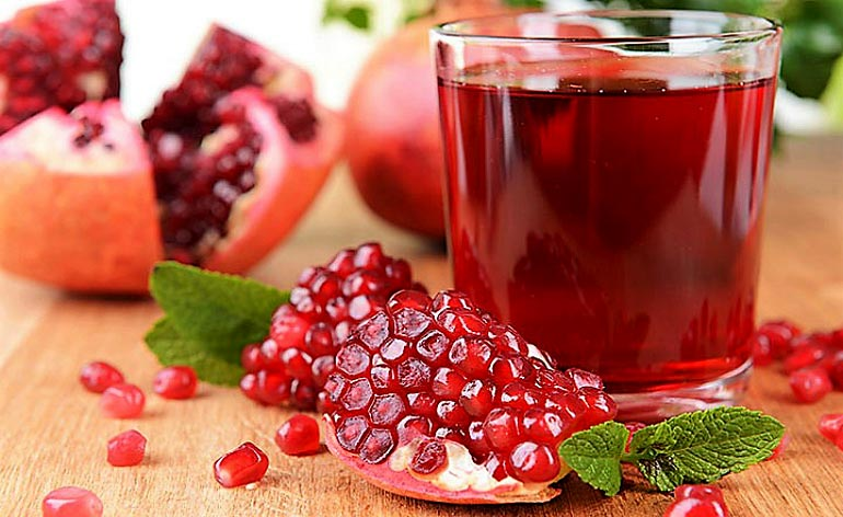 Top 5 Health Benefits of Pomegranate! -Keep Fit Kingdom