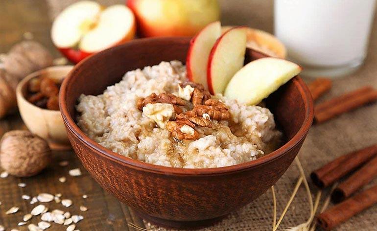 Top 5 Healthy Porridge Recipes! -Keep Fit Kingdom