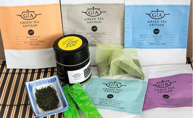Green Tea Artisan Keep Fit Kingdom 770x472