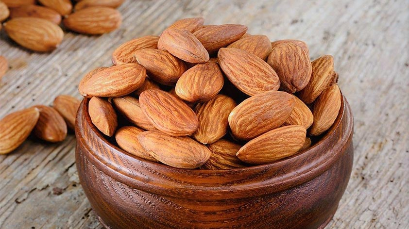 Top 5 Health Benefits of Almonds Keep Fit Kingdom 842x472