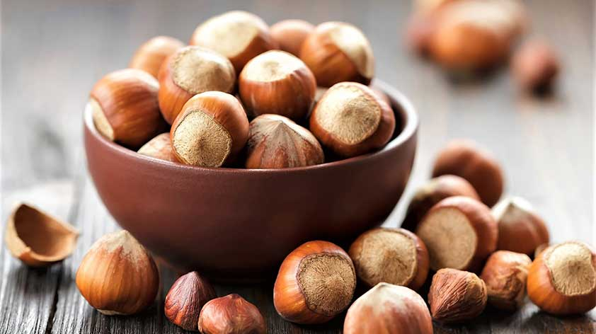 Top 5 Health Benefits of Hazelnuts! - Keep Fit Kingdom