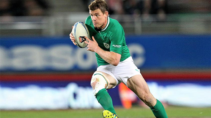 Brian O'Driscoll's Words of Wisdom for Defending Keep Fit Kingdom 842x472
