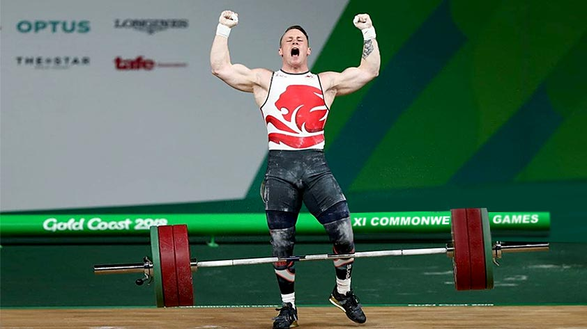 6 Top Team England Weightlifters for Gold Coast 2018! - Keep Fit Kingdom