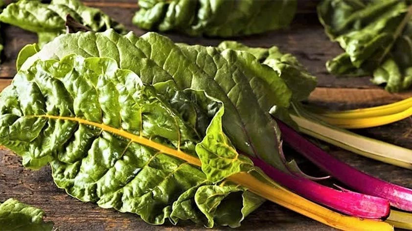 Top 5 Health Benefits of Swiss Chard! - Keep Fit Kingdom