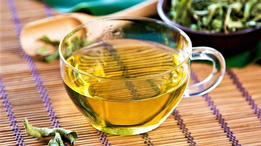 Top 5 Health Benefits of Lemon Verbena Tea! - Keep Fit Kingdom
