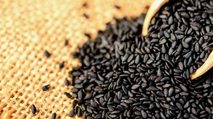 Top 5 Health Benefits of Black Sesame! -Keep Fit Kingdom