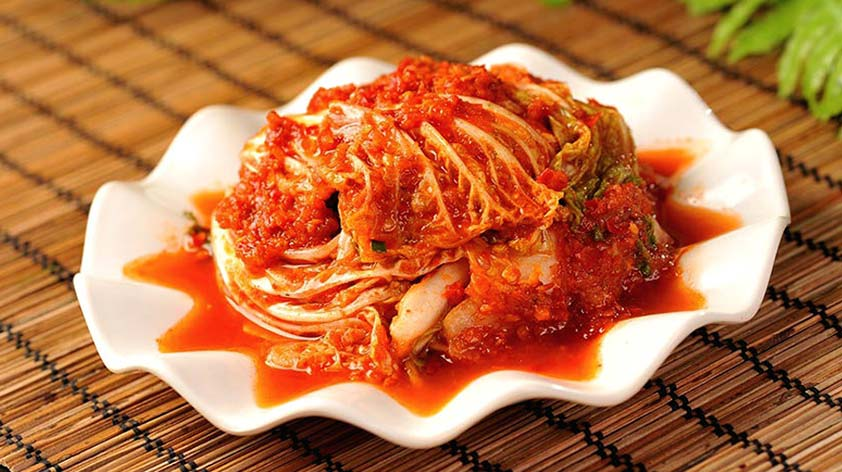 Top 5 Health Benefits of Kimchi! - Keep Fit Kingdom