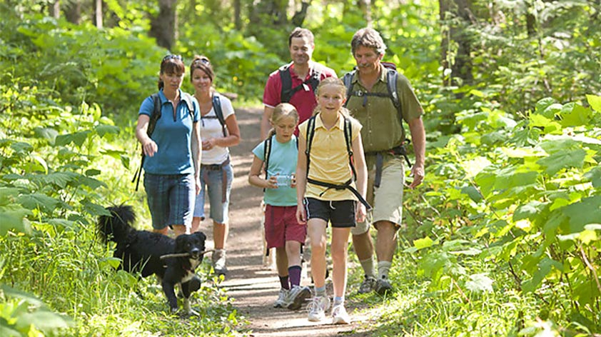 Is Hiking The Perfect Family-Fitness Activity -Keep Fit Kingdom