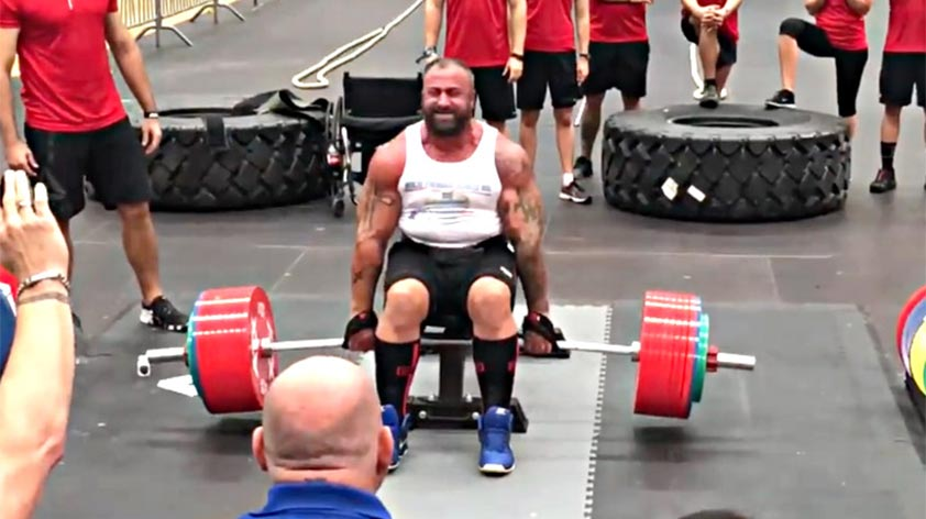 Martin Tyes 500kg Deadlift Keep Fit Kingdom 842x472