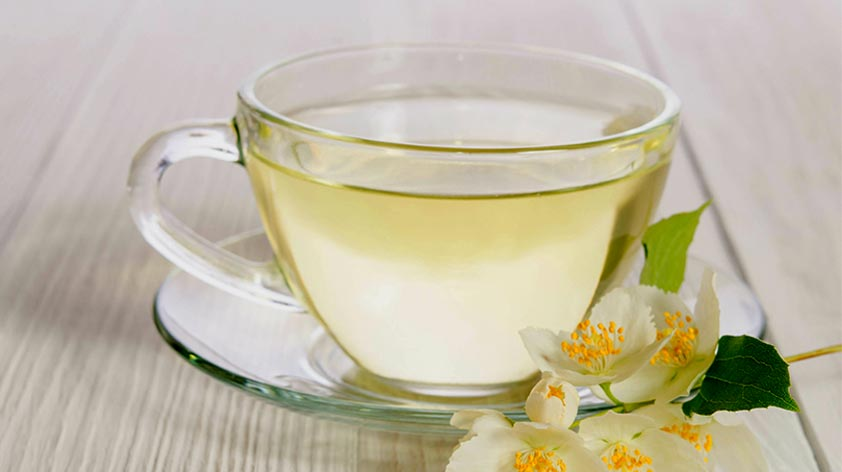 Top 5 Health Benefits of White Tea! -Keep Fit Kingdom
