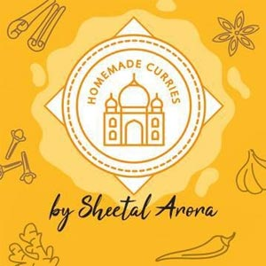Homemade Curries by Sheetal Arona - Keep Fit Kingdom