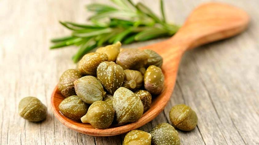 Top 5 Health Benefits of Capers Keep Fit Kingdom 842x472
