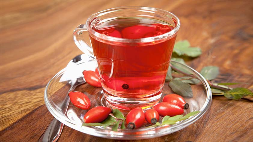 Top 5 Health Benefits of Drinking Rosehip Tea! -Keep Fit Kingdom