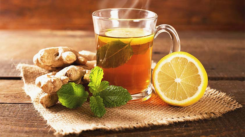 Top 5 Reasons to Drink Ginger Tea this Winter! -Keep Fit Kingdom
