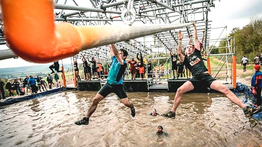 Top 5 Tough Mudder Preparation Exercises! -Keep Fit Kingdom