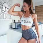 5 Vegan Women Who Lift! -Keep Fit Kingdom