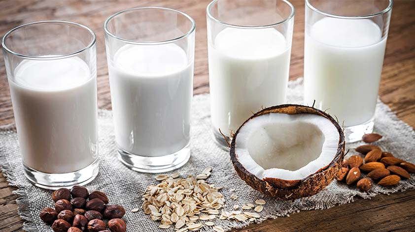 5 Plant-Based Milks and their Health Benefits -Keep Fit Kingdom