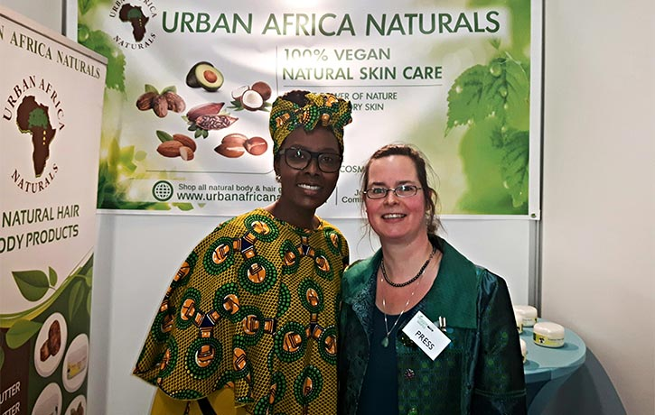 More natural skin care, Urban Africa Naturals