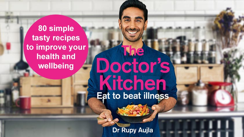 The Doctor's Kitchen recipe 1 -Keep Fit Kingdom