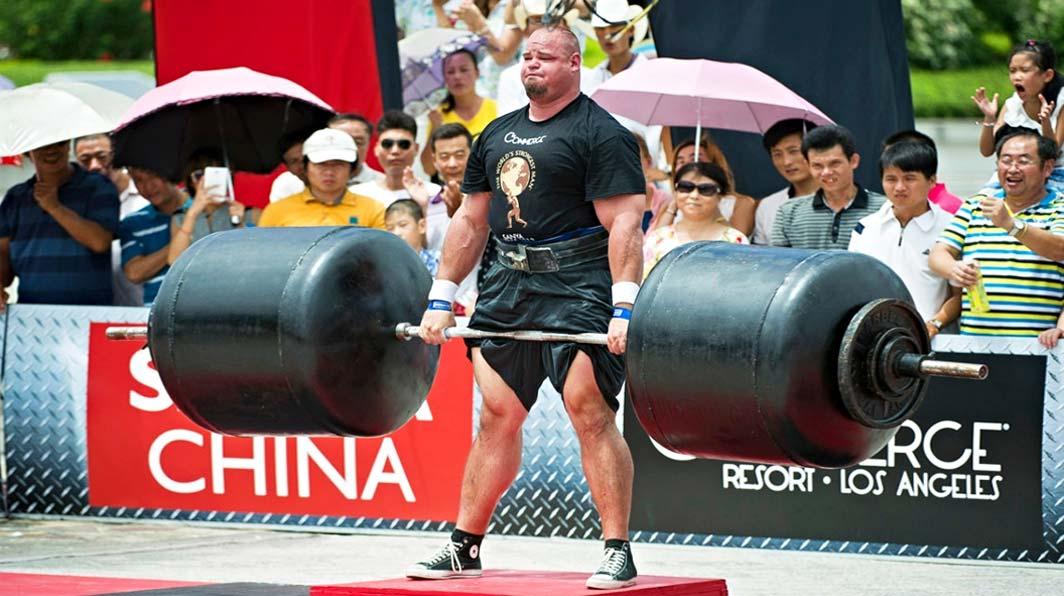 World's Strongest Men – Brian Shaw -Keep Fit Kingdom