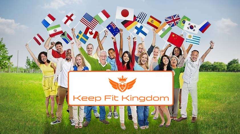 About Us - Keep Fit Kingdom