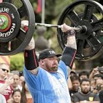 World's Strongest Man 2019 -Keep Fit Kingdom