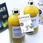 Gimber Intense, Non-Alcoholic Organic, Ginger Drink -review -Keep Fit Kingdom