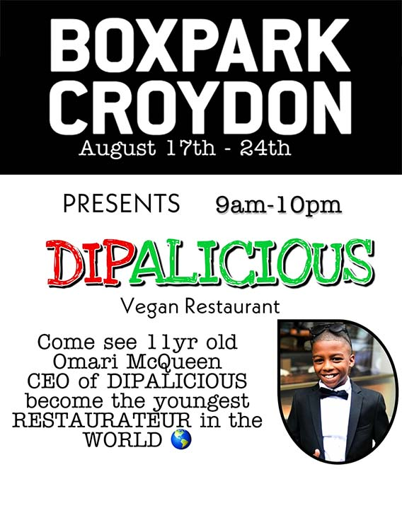Omari, Boxpark Croydon