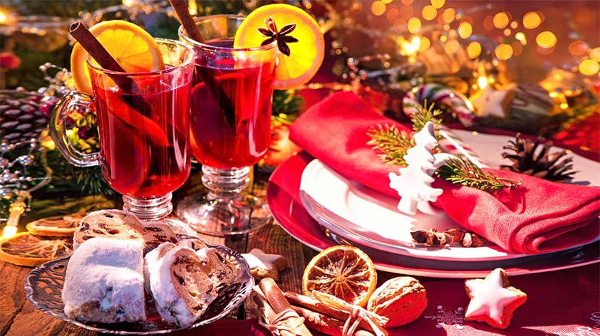 5 Christmas Food Ideas to Keep You Healthy This Holiday! -Keep Fit Kingdom