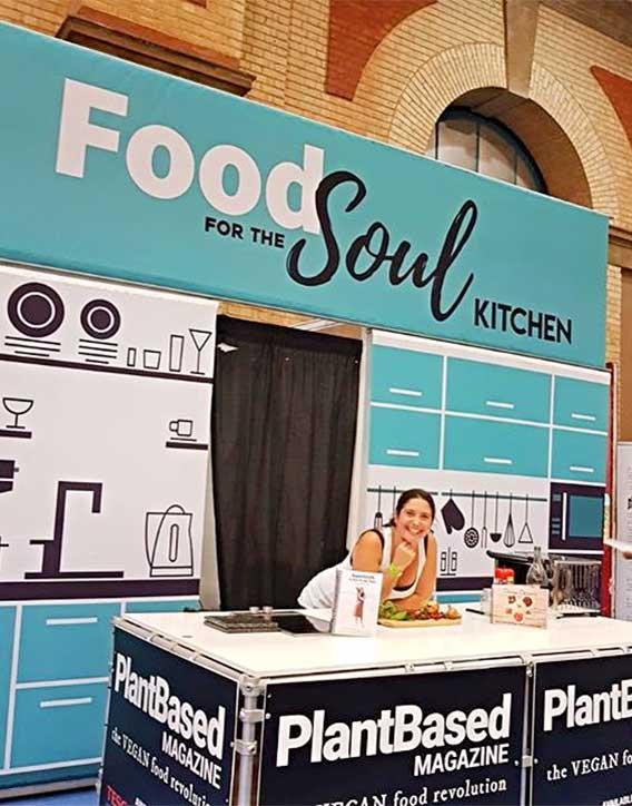 Juliette advises on soul food